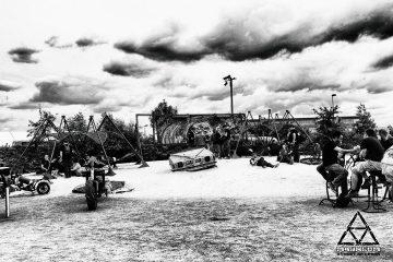 Madneom-Espace Vip Hellfest 2016 - Hamacs