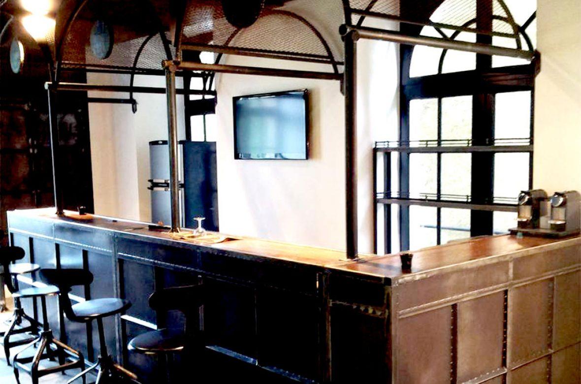 bar bureau de production hellfest