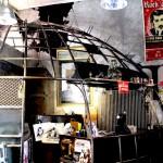 borne d' accueil magasin Rockagogo Nantes