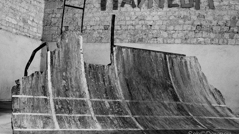 Madneom Artistik Skatepark à Libourne