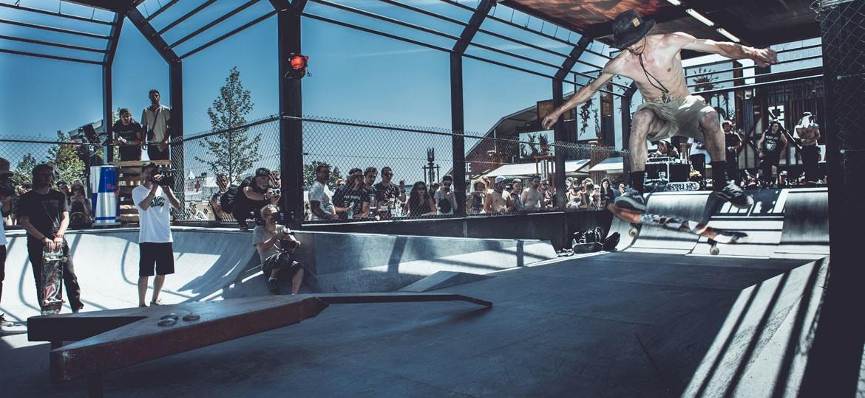 Skatepark Hellfest