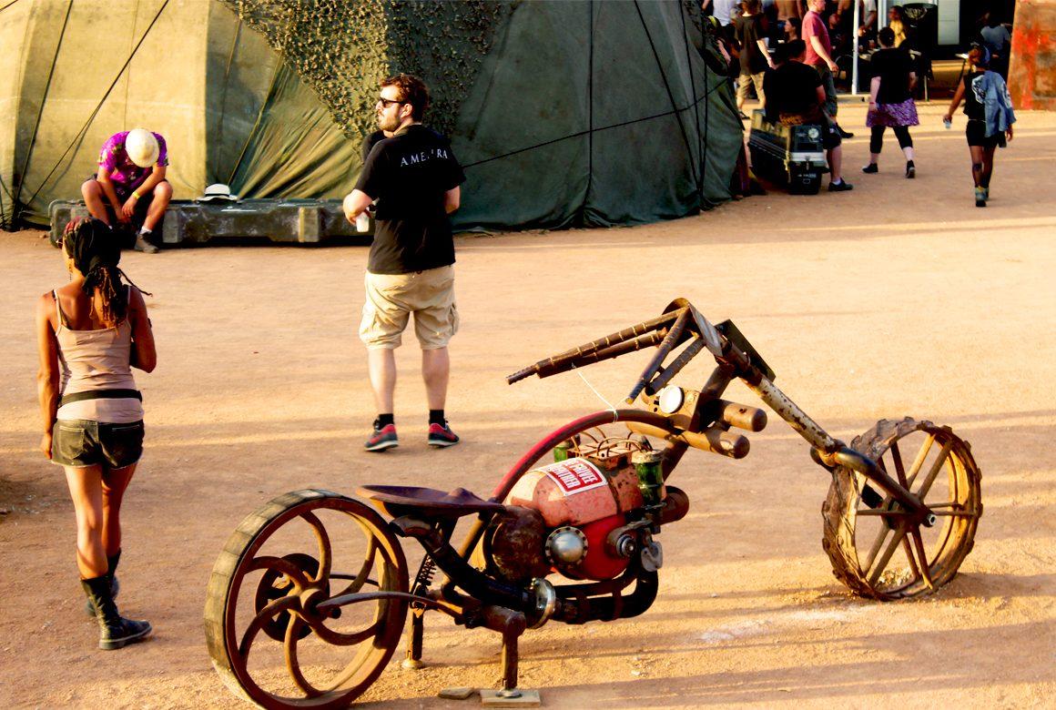 MOTOSCULTPOR HELLFEST 2015 VIP