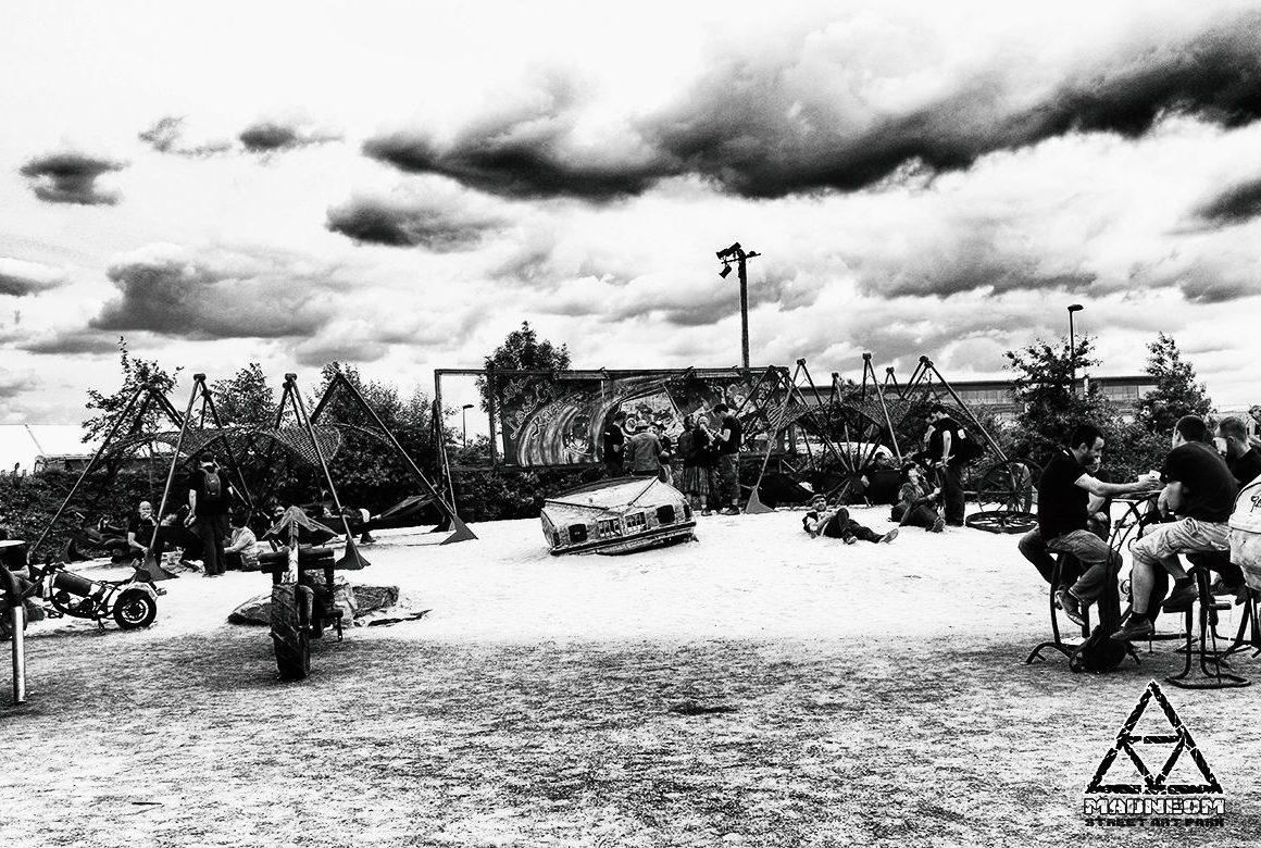 Madneom-Espace Vip Hellfest 2016 – Hamacs