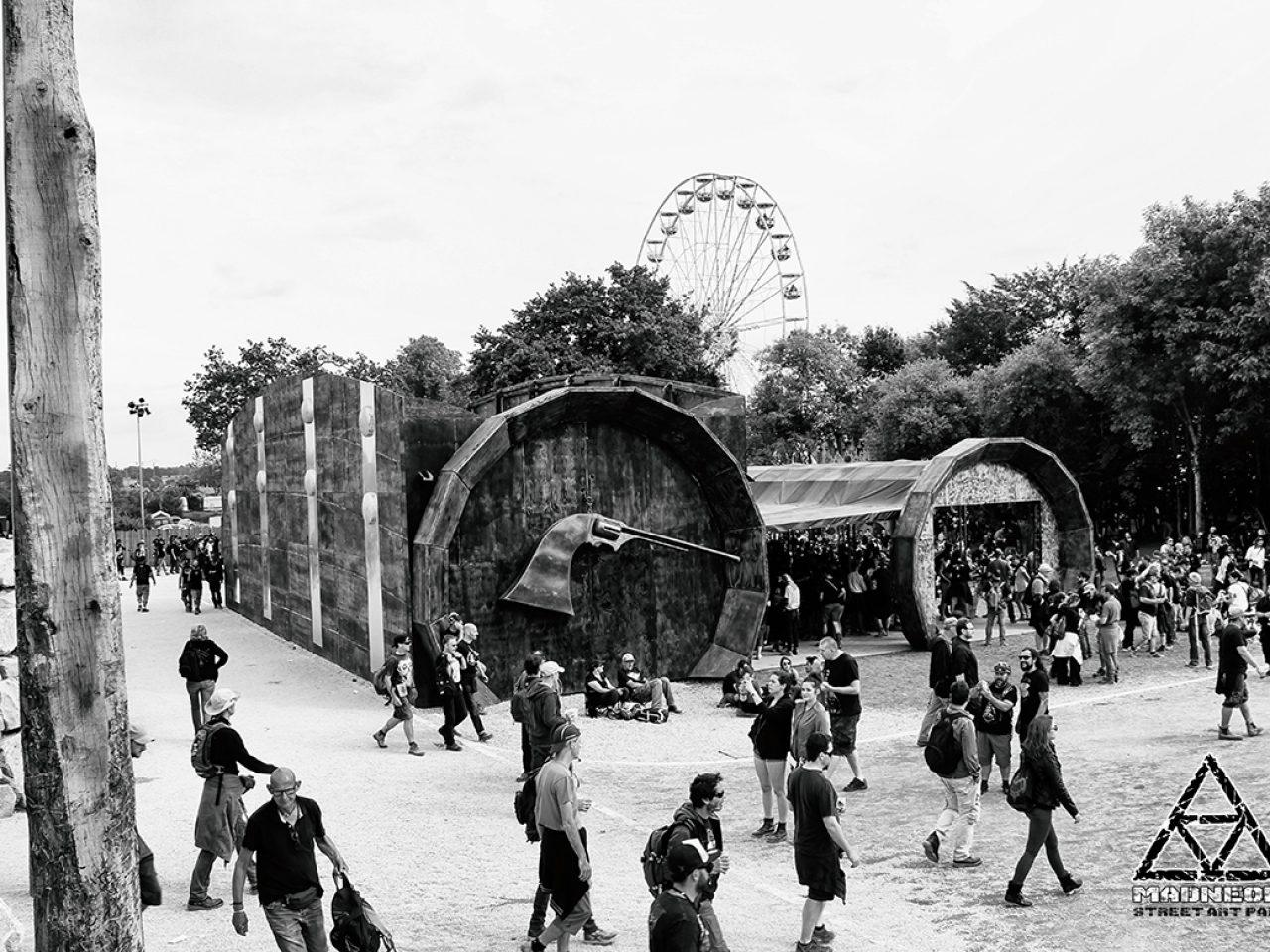 Madneom- Warzone Hellfest 2016- Bar Muscadet