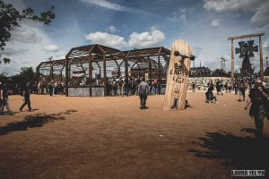 Madneom-warzone hellfest 2016 - skatepark cross da cruz