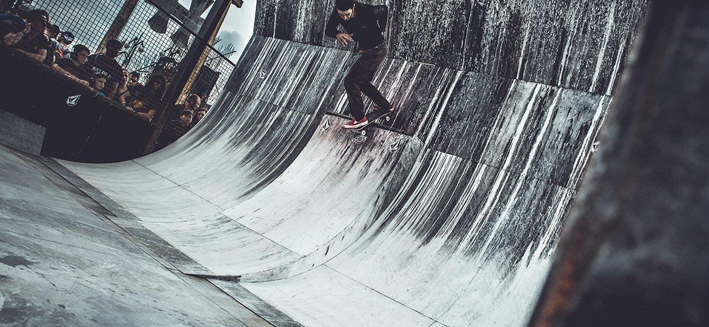 Skatepark Hellfest 2016