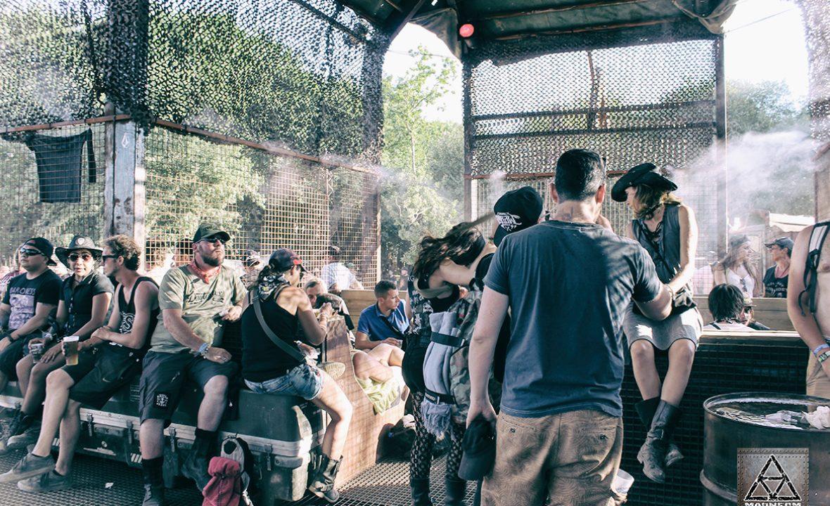 Brumisateur Hellfest 2017 – Madneom Street Art Park