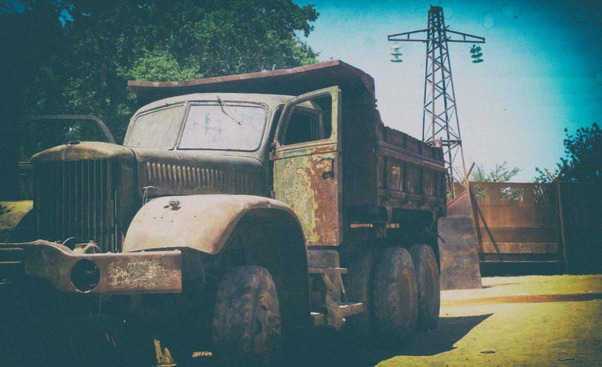 Diamond T968 Madneom Street Art Park – Warzone 2017 – Hellfest
