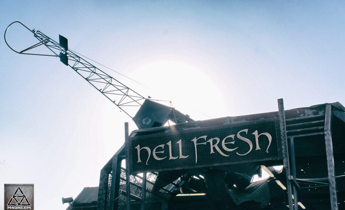 hellfresh madneom street art park warzone hellfest 2017