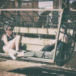 MADNEOM cages suspendues hellfest 2018