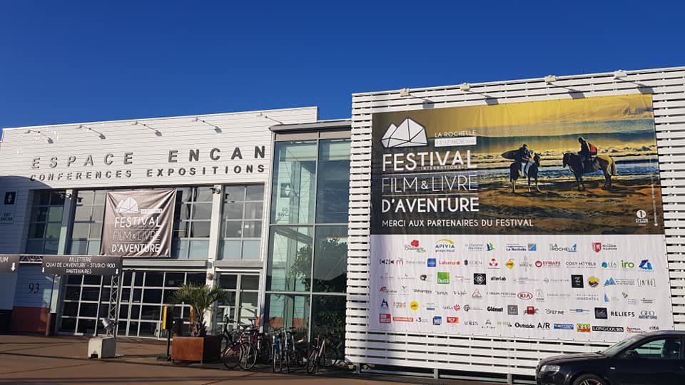 Festival du film et livre d'aventure de la Rochelle