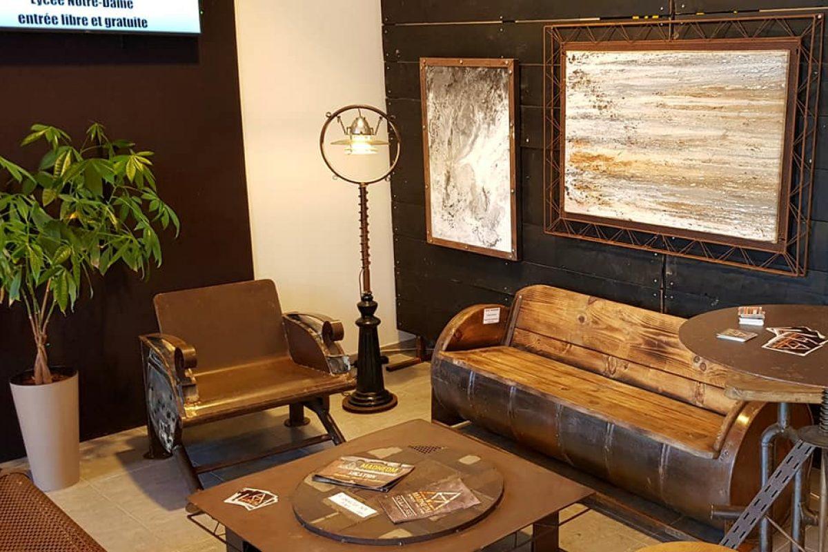 mobilier et peinture madneom salon deco et habitat Fontenay le Comte 2019