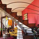 cage escalier sauvage