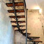 escalier deux quarts tournants vendee 2021 madneom